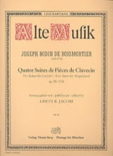 4 Suites de Pièces de Clavecin Opus 59 - laflutedepan.com