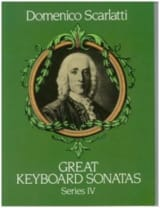 Great Keyboard Sonatas Volume 4 Domenico Scarlatti laflutedepan.com