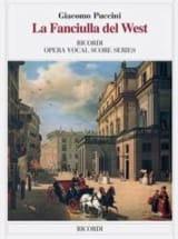 La Fanciulla Del West Giacomo Puccini Partition laflutedepan.com