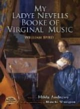 Willam Byrd - My Ladye Nevells Booke Of Virginal Music. - Partition - di-arezzo.fr