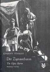 Johann fils Strauss - Der Zigeunerbaron - Sheet Music - di-arezzo.co.uk
