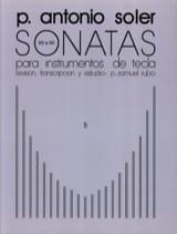 Sonates. Volume 5 Antonio Soler Partition Clavecin - laflutedepan.com