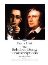 Schubert Song Transcriptions Série 1 - Franz Liszt - laflutedepan.com
