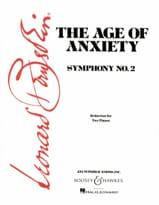 Leonard Bernstein - The Age Of Anxiety. 2 Pianos - Sheet Music - di-arezzo.co.uk