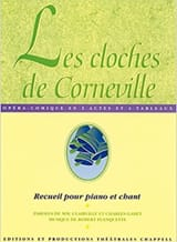 Robert Planquette - Les Cloches de Corneville (Sélection) - Partition - di-arezzo.fr
