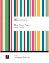 Blue 4 Mains Mike Cornick Partition Piano - laflutedepan.com