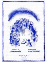 Francis Poulenc - We Want A Little Sister - Sheet Music - di-arezzo.com