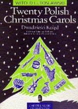 Witold Lutoslawski - 20 Polish Christmas Carols - Sheet Music - di-arezzo.com