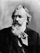 Berceuse Opus 49-4. Voix haute Johannes Brahms laflutedepan.com
