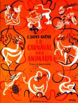 Camille Saint-Saëns - Carnival of the Animals. Piano - Sheet Music - di-arezzo.co.uk