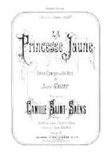 Camille Saint-Saëns - The Yellow Princess Op. 30 - Sheet Music - di-arezzo.co.uk