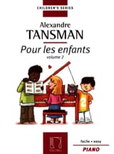 Alexandre Tansman - For Children Volume 2 - Sheet Music - di-arezzo.com