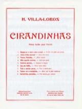 Heitor Villa-Lobos - Cirandinhas N ° 2 - Sheet Music - di-arezzo.com