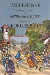 BIZET - The Arlesian Opus 23 - Sheet Music - di-arezzo.co.uk