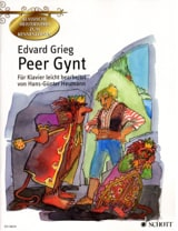 Peer Gynt - Edward Grieg - Partition - Piano - laflutedepan.com