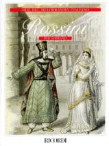 Gioachino Rossini - Arie Del Melodramma Italiano Per Soprano - Partition - di-arezzo.fr