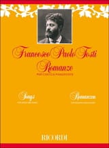25 Romances - Francesco Paolo Tosti - Partition - laflutedepan.com