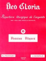 Deo Gloria N° 4 Partition Orgue - laflutedepan.com