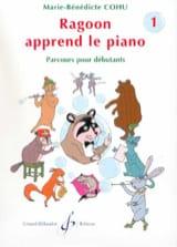 Ragoon Apprend le Piano Volume 1 - laflutedepan.com