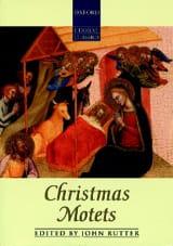 Christmas Motets Partition Chœur - laflutedepan.com