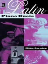 Latin Piano Duet Mike Cornick Partition Piano - laflutedepan.com