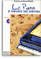 Le Piano A Travers les Siècles Volume 3 laflutedepan.com