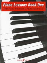 Piano Lessons Book 1 Waterman - Harewood Partition laflutedepan.com