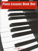 Piano Lessons Book 1 Waterman - Harewood Partition laflutedepan