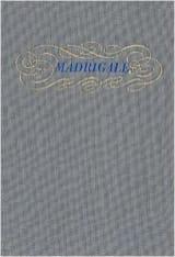 Madrigaux Livre 3 Carlo Gesualdo Partition Chœur - laflutedepan.com