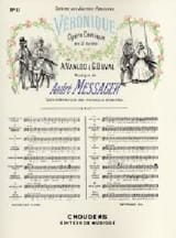 André Messager - From Ci, from there, Cahin Caha. Speedwell - Sheet Music - di-arezzo.co.uk