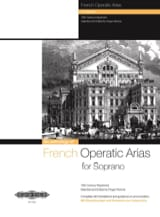 French Operatic Arias Soprano Partition Opéras - laflutedepan.com