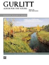 Album For The Young Op. 140 Cornelius Gurlitt laflutedepan.com