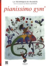 Béatrice Quoniam - Pianissimo Gym ' - Sheet Music - di-arezzo.co.uk