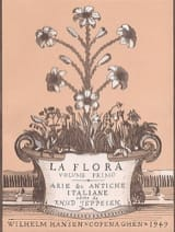 La Flora Volume 1. - Partition - Mélodies - laflutedepan.com