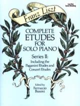 Complete Etudes For Solo Piano Volume 2 - laflutedepan.com