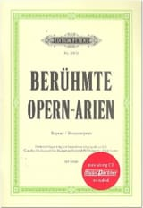 Berühmte Opern-Aria Sop / Mezzo Partition Opéras - laflutedepan.com