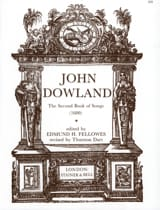 The 2nd Book Of Songs John Dowland Partition Luth - laflutedepan.com