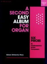 A Second Easy Album For Organ Partition Orgue - laflutedepan.com