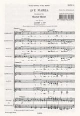 Gustav Holst - Ave Maria - Sheet Music - di-arezzo.com