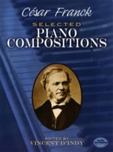 Selected Piano Compositions - César Franck - laflutedepan.com