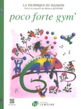 Poco Forte Gym' Partition Piano - laflutedepan.com