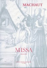 Guillaume de Machaut - Missa - Sheet Music - di-arezzo.co.uk