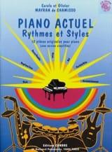 Piano Actuel de Chamisso Olivier et Carole Mayran laflutedepan.com