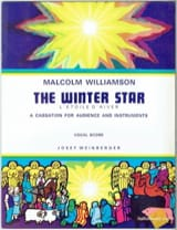 The Winter Star Malcolm Williamson Partition laflutedepan