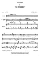 2 Nursery Rhymes. Arthur Bliss Partition Clarinette - laflutedepan.com