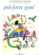 Piu Forte Gym' Partition Piano - laflutedepan.com