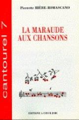 La Maraude Aux Chansons - Pierrette Rière-Romanesco - laflutedepan.com