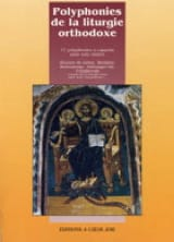 - Polyphonies of the Orthodox Liturgy - Sheet Music - di-arezzo.co.uk