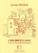 Children's Jazz - Sylvain Thomas - Partition - laflutedepan.com