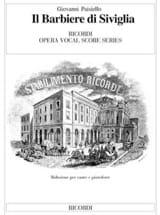 Il Barbiere Di Siviglia - Giovanni Paisiello - laflutedepan.com